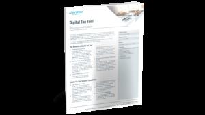 SYSPRO-ERP-software-system-digital-tax-tool-factsheet